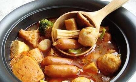 来一煲砂锅菜