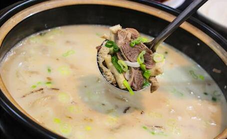 胡世羊肉汤