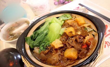 舌尖功夫中式快餐