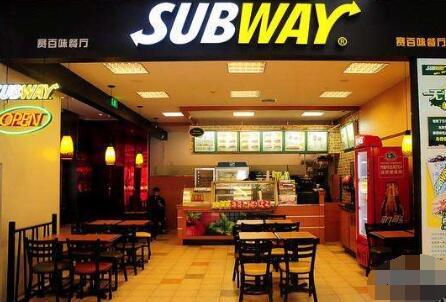 subway赛百味