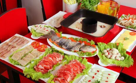 八味锅鱼火锅