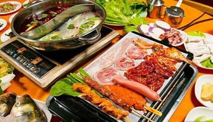 韩都自助烤肉