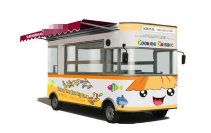 街景美食车