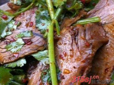 香菜牛肉怎么做?香菜牛肉的家常做法是什么?