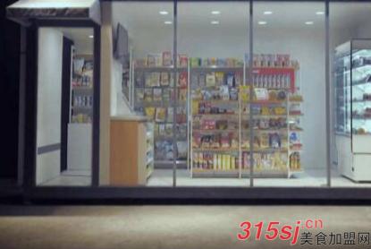 卖客100无人超市怎么样加盟_1