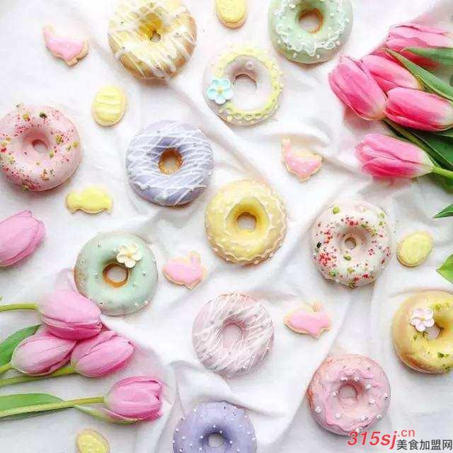 Dunkin'Donuts甜甜圈
