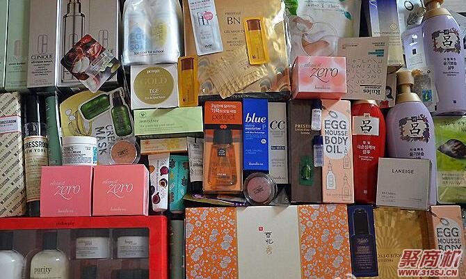 skucc化妆品加盟