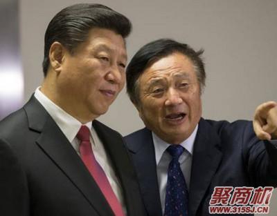 """中国高科技企业""""教父""""任正非 43岁开始创业 30年后他成为世界第一_1"""