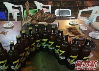 泰山原浆啤酒加盟