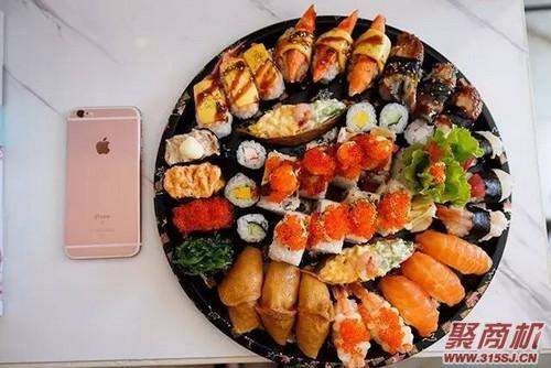 和玉精致寿司加盟