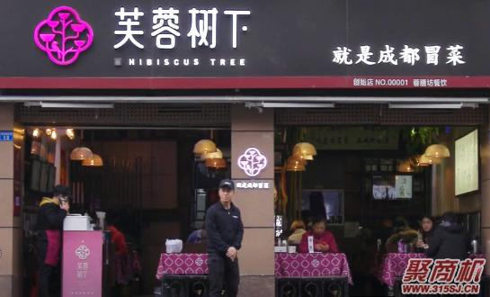 成都芙蓉树下加盟品牌创始人贾国金 三年开火1000多家门店_2