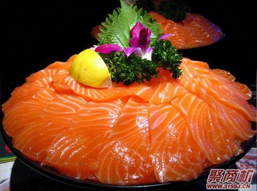 三文鱼不能和哪些食物同食