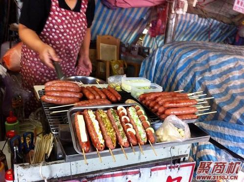 现在街上卖啥小吃最赚钱最简单_2