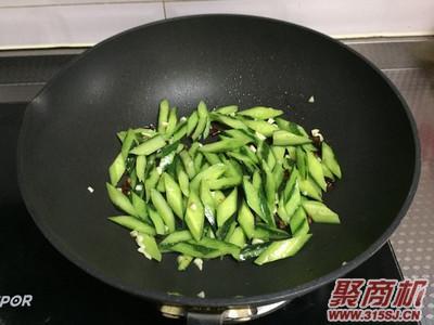 炝黄瓜家常做法大全步骤图7